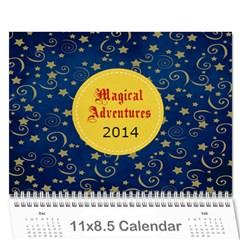 Mark Calendar By Michelle Loomis   Wall Calendar 11  X 8 5  (12 Months)   Re52m5u5lbc3   Www Artscow Com Cover