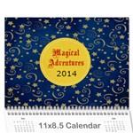 mark calendar - Wall Calendar 11  x 8.5  (12-Months)