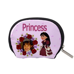 Princess Accessories Bag Small By Kim Blair   Accessory Pouch (small)   Rt3ka10tzcj6   Www Artscow Com Back