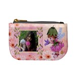 Fairy and flowers Mini Coin Purse