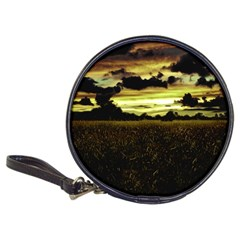Dark Meadow Landscape  Cd Wallet by dflcprints