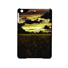 Dark Meadow Landscape  Apple iPad Mini 2 Hardshell Case by dflcprints