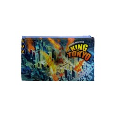 King Of Tokyo Bag (very Little) By Kont Enedor   Cosmetic Bag (small)   Pkmws7qetujz   Www Artscow Com Back