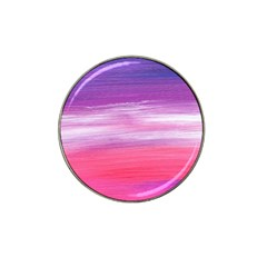 Abstract In Pink & Purple Golf Ball Marker 10 Pack (for Hat Clip) by StuffOrSomething
