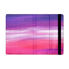 Abstract In Pink & Purple Apple Ipad Mini Flip Case by StuffOrSomething