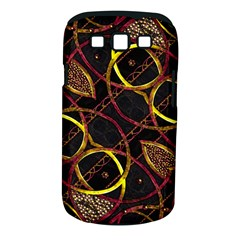Luxury Futuristic Ornament Samsung Galaxy S Iii Classic Hardshell Case (pc+silicone) by dflcprints