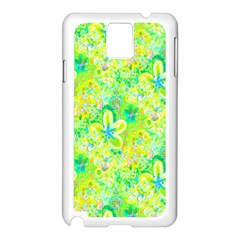 Summer Fun Samsung Galaxy Note 3 N9005 Case (white) by rokinronda