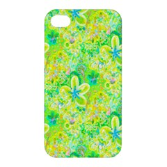 Summer Fun Apple Iphone 4/4s Hardshell Case by rokinronda