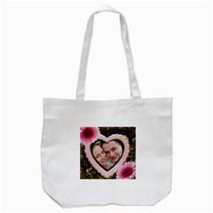 Loving Days Tote Bag By Deborah   Tote Bag (white)   Zzvb2ok8vaao   Www Artscow Com Front