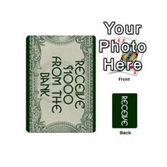 Jack Go For Broke   Receive By Caleb Goerzen   Playing Cards 54 (mini)   Mzn5ecpnjwvs   Www Artscow Com Front - SpadeJ