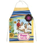 fathers day - Full Print Apron