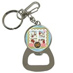fathers day - Bottle Opener Key Chain