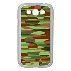 Green And Brown Spheres By Khoncepts Com Samsung Galaxy Grand Duos I9082 Case (white) by Khoncepts