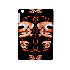 Skull Motif Ornament Apple Ipad Mini 2 Hardshell Case by dflcprints
