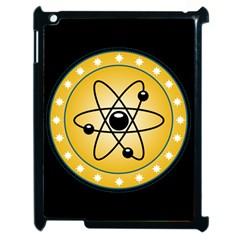 Atom Symbol Apple Ipad 2 Case (black) by StuffOrSomething