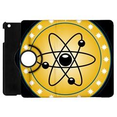 Atom Symbol Apple Ipad Mini Flip 360 Case by StuffOrSomething