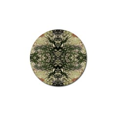 Winter Colors Collage Golf Ball Marker by dflcprints