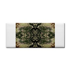 Winter Colors Collage Hand Towel by dflcprints