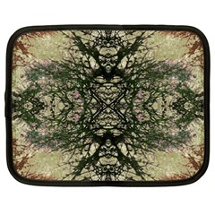 Winter Colors Collage Netbook Sleeve (xxl) by dflcprints