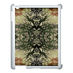 Winter Colors Collage Apple Ipad 3/4 Case (white) by dflcprints