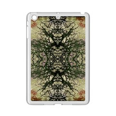 Winter Colors Collage Apple Ipad Mini 2 Case (white) by dflcprints