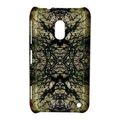 Winter Colors Collage Nokia Lumia 620 Hardshell Case by dflcprints