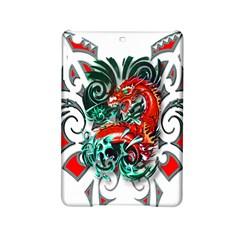 Tribal Dragon Apple iPad Mini 2 Hardshell Case by TheWowFactor