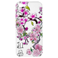 Cherry Bloom Spring Apple Iphone 5 Hardshell Case by TheWowFactor