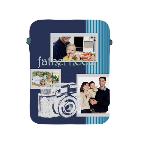 Fathers Day By Dad   Apple Ipad 2/3/4 Protective Soft Case   Ectm5m9cec6j   Www Artscow Com Front
