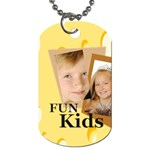 kids - Dog Tag (Two Sides)