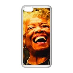 Angelou Apple Iphone 5c Seamless Case (white) by Dimension