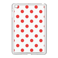 King Of The Mountain Apple Ipad Mini Case (white) by PocketRacers