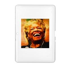 Angelou Samsung Galaxy Tab 2 (10.1 ) P5100 Hardshell Case  by unforgotten