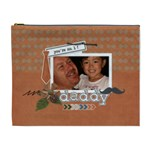 Cosmetic Bag (XL) : Dad 1