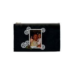 Cosmetic Bag (s) : Dad 2 By Jennyl   Cosmetic Bag (small)   Hnzxbobgct7h   Www Artscow Com Front