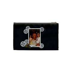 Cosmetic Bag (s) : Dad 2 By Jennyl   Cosmetic Bag (small)   Hnzxbobgct7h   Www Artscow Com Back