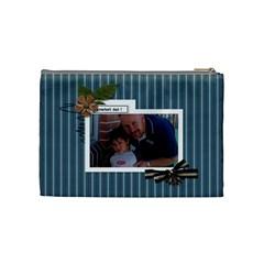 Cosmetic Bag (m): Dad 3 By Jennyl   Cosmetic Bag (medium)   10fgr5pfquu0   Www Artscow Com Back