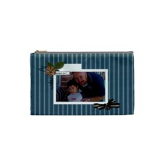 Cosmetic Bag (s) : Dad 3 By Jennyl   Cosmetic Bag (small)   Uoe0wncfnlo8   Www Artscow Com Front