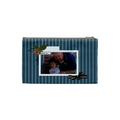 Cosmetic Bag (s) : Dad 3 By Jennyl   Cosmetic Bag (small)   Uoe0wncfnlo8   Www Artscow Com Back