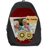 family - Backpack Bag