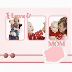 Mothers Day By Joely   Collage 11  X 14    Y1x5tx5ur9q7   Www Artscow Com 14 x11 Print - 3