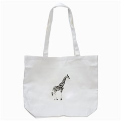 Animal By Divad Brown   Tote Bag (white)   1xdgmki38x73   Www Artscow Com Front