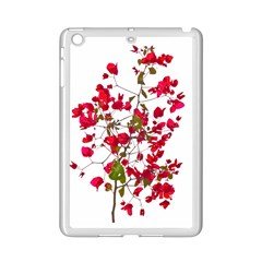 Red Petals Apple Ipad Mini 2 Case (white) by dflcprints
