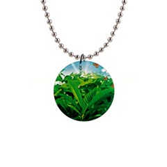 Nature Day Button Necklace by dflcprints