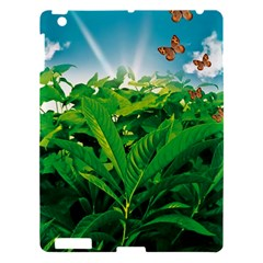 Nature Day Apple Ipad 3/4 Hardshell Case by dflcprints