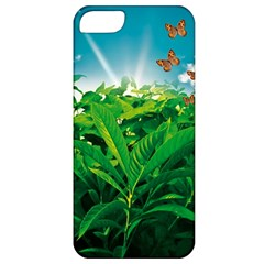 Nature Day Apple Iphone 5 Classic Hardshell Case by dflcprints