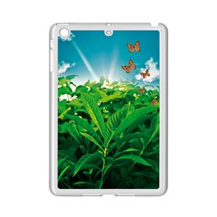 Nature Day Apple Ipad Mini 2 Case (white) by dflcprints