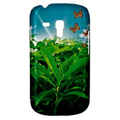Nature Day Samsung Galaxy S3 Mini I8190 Hardshell Case by dflcprints