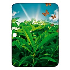 Nature Day Samsung Galaxy Tab 3 (10 1 ) P5200 Hardshell Case  by dflcprints