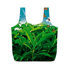 Nature Day Reusable Bag (m) by dflcprints